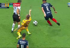 Monterrey vs. Tigres: Kranevitter marcó el 2-0 tras polémica con el árbitro | VIDEO