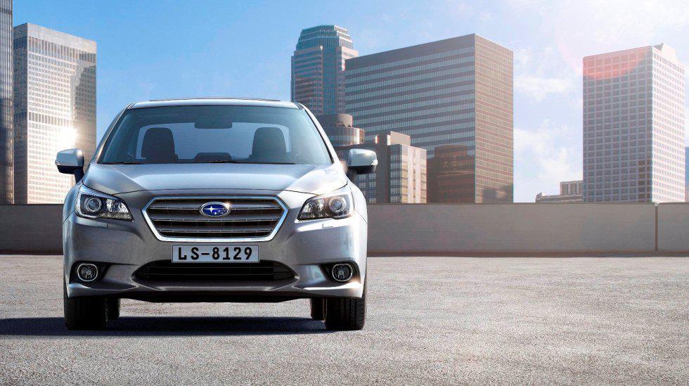 El rendimiento del Legacy de Subaru en la ruta Lima-Asia-Lima - 1