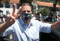 Alcalde que impulsó a Río de Janeiro como sede de los Juegos Olímpicos vuelve al mando
