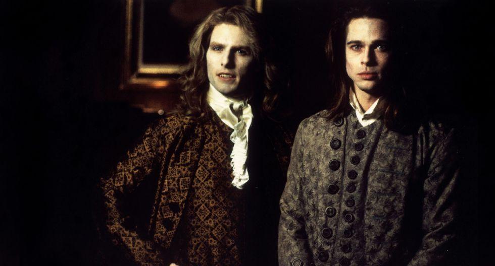 """En 1994, personificó al vampiro Louis de Pointe du Lac en la adaptación cinematográfica de la novela de Anne Rice """"Entrevista con el Vampiro"""". (Foto: Difusión)"""