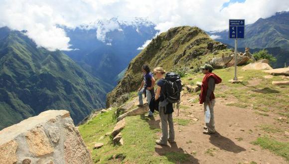 Turistas desaparecidos camino a Choquequirao fueron ubicados