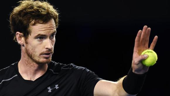 Andy Murray se convirtió en padre de una niña