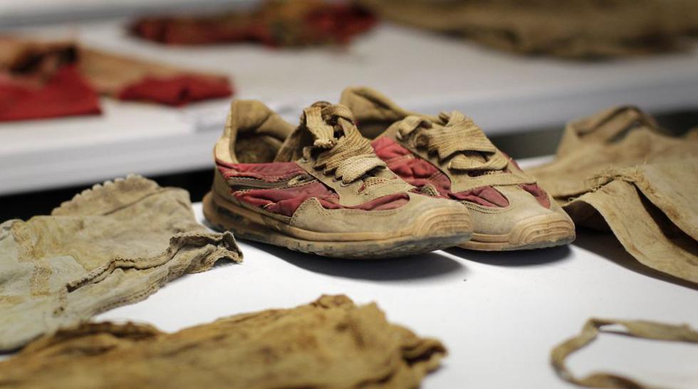 Las prendas halladas en fosas cercanas a 'Los Cabitos' [Fotos] - 3