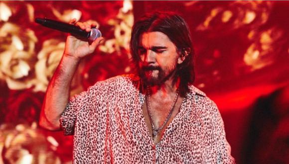 Juanes patrocina beca de la Fundación Cultural Latin Grammy. (Foto: @Juanes)