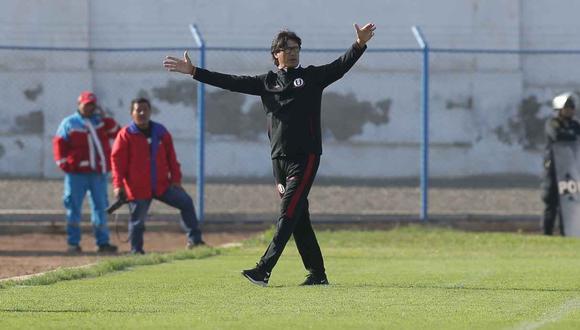 Ángel Comizzo apunta al título nacional con Universitario de Deportes. (Foto: GEC)