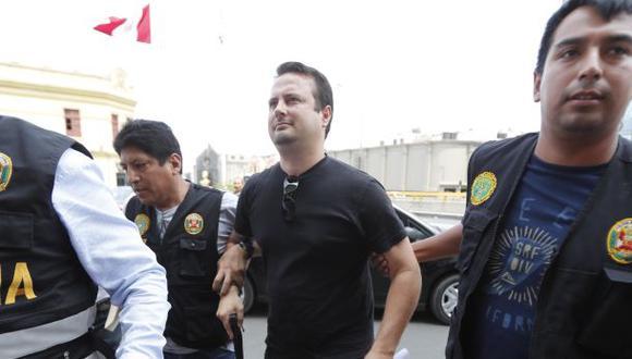 Conviviente de canadiense desaparecida fue internado en cárcel