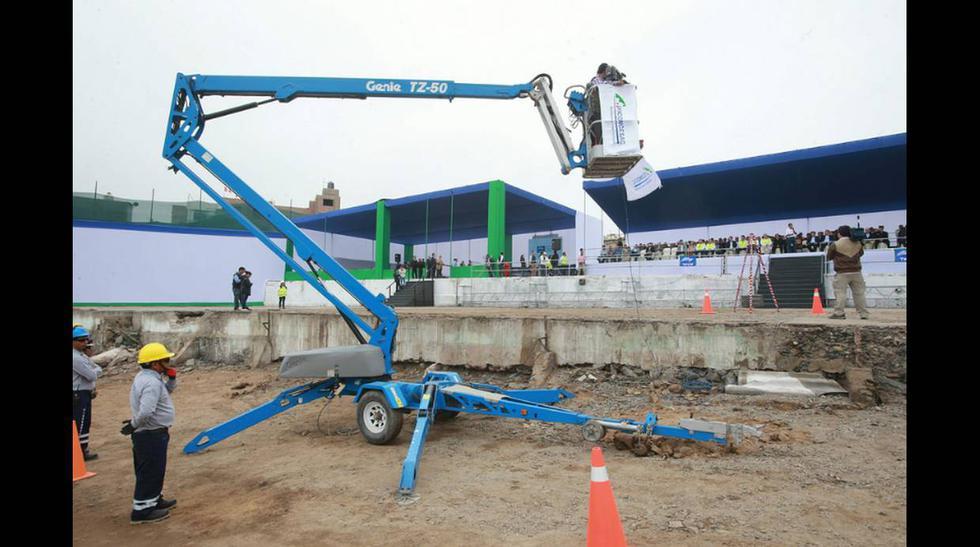 Puerto de Chancay: así se iniciaron las obras de primera etapa - 5