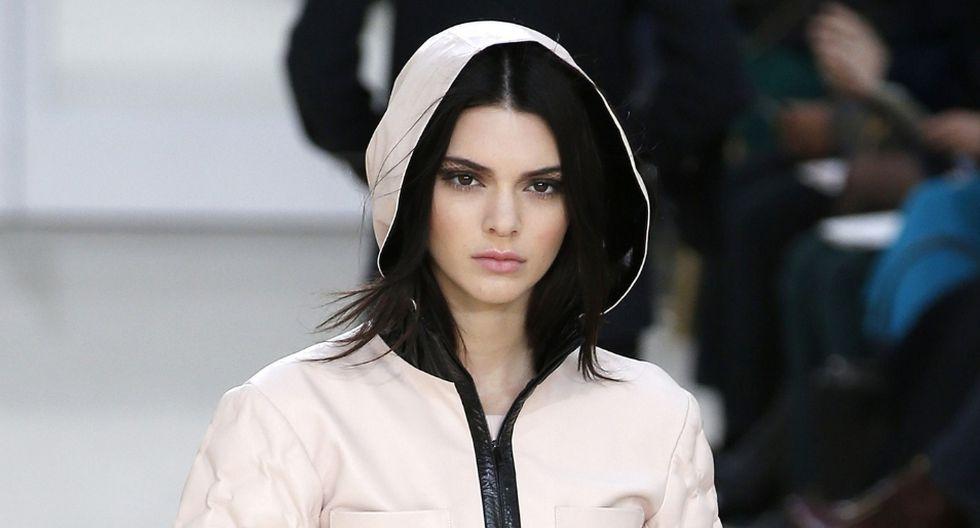 El suéter usado por Kendall Jenner encantó a muchas chicas. (AFP)