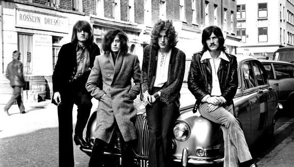Hace medio siglo comenzó la historia de Led Zeppelin, el supergrupo que abrió los caminos más intensos del rock. [Foto: Getty Images]