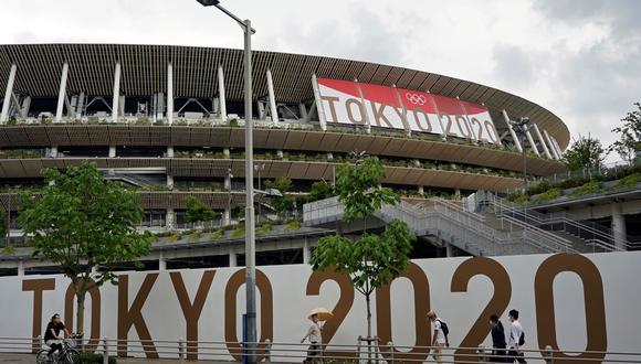 Imagen referencial, del exterior del Estadio Nacional, el principal centro de los Juegos Olímpicos. EFE