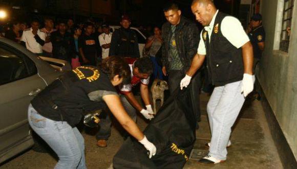 Trujillo: sicarios acribillan a tres personas en plena fiesta
