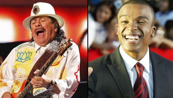 Santana y Alexandre Pires tocarán en la final de Brasil 2014