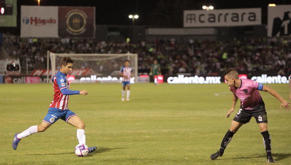 Chivas sumó tres puntos en su visita a Juárez | Foto: Chivas