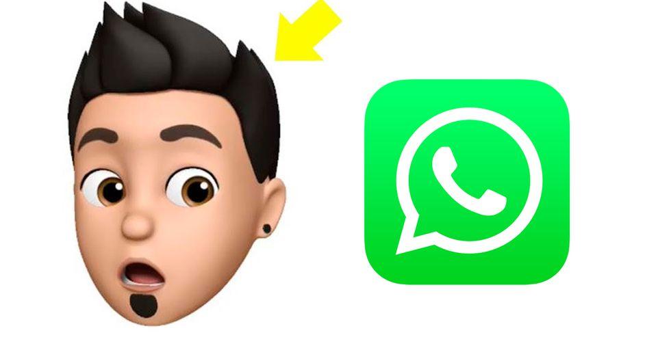 Aprende cómo convertir tu rostro en un emoji para usarlo en WhatsApp durante la cuarentena. (Foto: Apple)