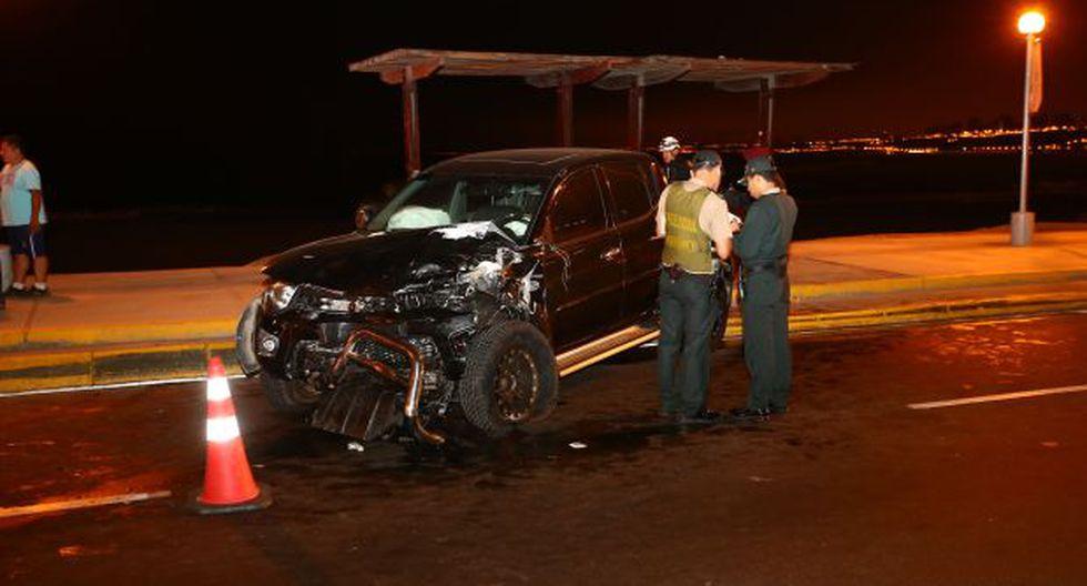 Accidente en Costa Verde: chofer habría incurrido en 4 delitos