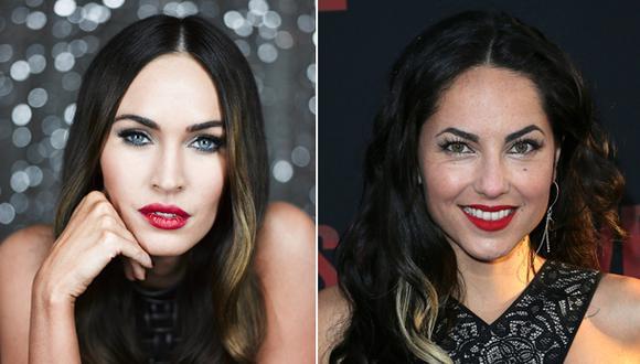 ¿Cómo reaccionó Megan Fox al ver una foto de Bárbara Mori?