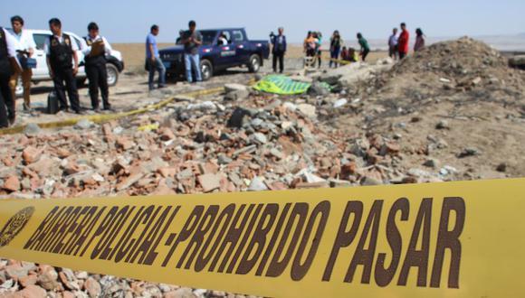 asesinato en Trujillo