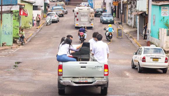 Coronavirus en Venezuela | Últimas noticias | Último minuto: reporte de infectados y muertos hoy, martes 22 de setiembre del 2020 | (Foto: EFE/ Johnny Parra).