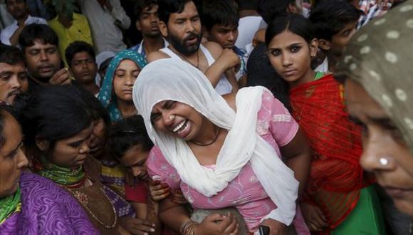 Matan a cinco mujeres por brujería en un pueblo de India