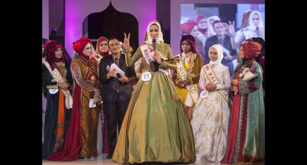 Miss Musulmana 2014: Joven tunecina fue la ganadora