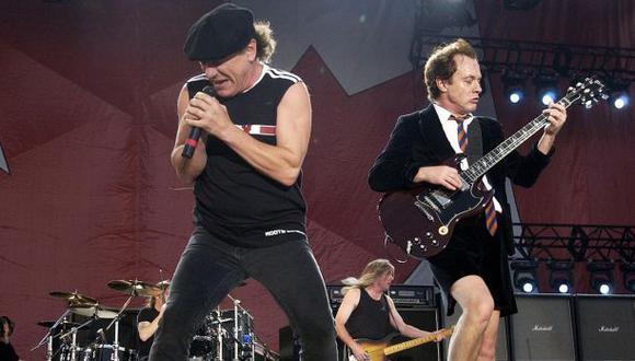 AC/DC se disolvería por enfermedad de uno de sus integrantes