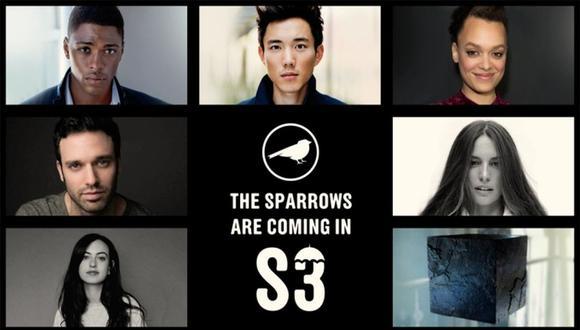"""Estos son los nuevos actores de la tercera temporada de """"The Umbrella Academy"""" (Foto: Netflix)"""