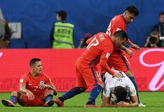 La polémica por esta acción de Gary Medel en la final de la Copa Confederaciones