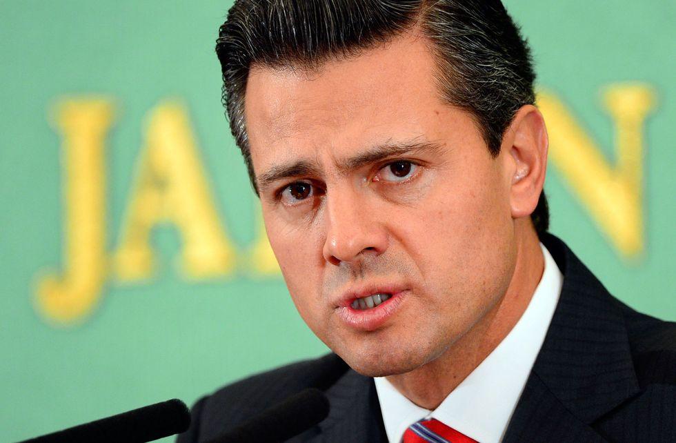 Lozoya fue uno de los más cercanos colaboradores del expresidente Enrique Peña Nieto. (Foto: AFP)