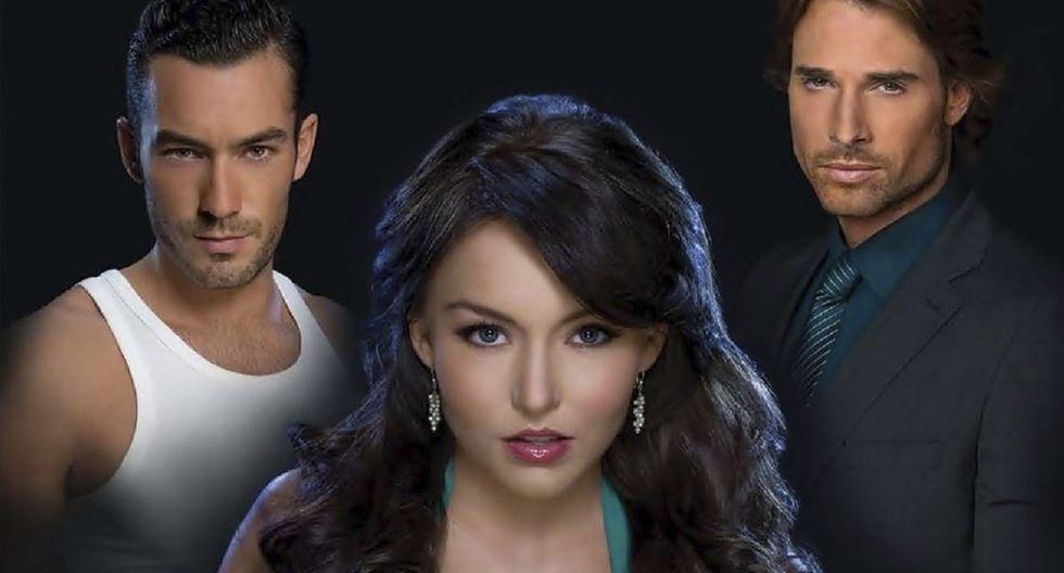 Teresa, el antes y ahora de sus actores, 10 años después de su estreno (Foto: Televisa)