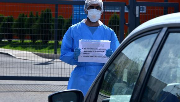 Desde que se decretó la emergencia sanitaria el pasado 13 de marzo, Uruguay procesó 714.493 test que arrojaron 27.846 casos, de los que 7.478 cursan la enfermedad actualmente. (Foto: Uruguay's Presidency / AFP)