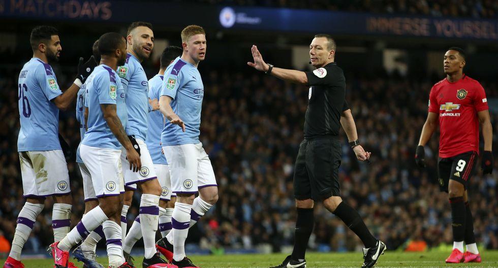 Manchester City no es el único que ha sido sancionado por el Fair Play Financiero, otros clubes también se vieron afectados por esta medida, aunque con distintas sanciones. (foto: AP)