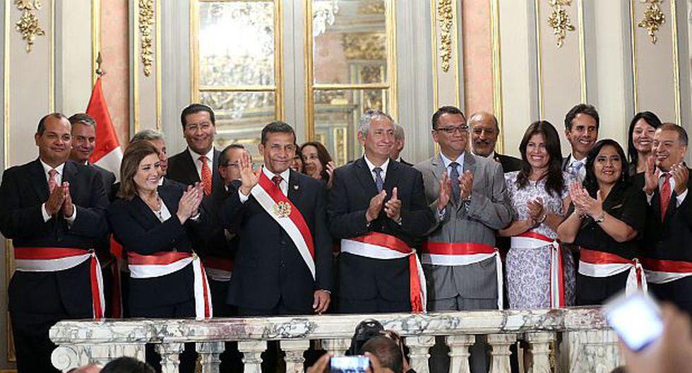 Gabinete Cornejo se presentaría ante el Congreso el 24 de marzo