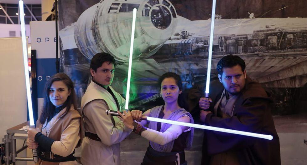 """""""Star Wars: The Rise of Skywalker"""" y su estreno en Perú. (Foto: El Comercio)"""