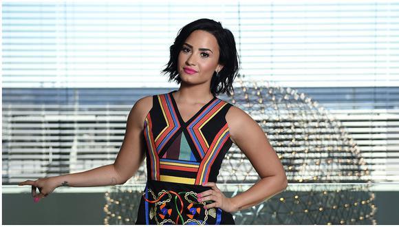 Demi Lovato se presentará en vivo en la ceremonia de la Grammy 2020. (Foto: Agencias)