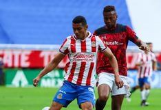 Chivas igualó 1-1 frente al Toluca por la segunda jornada de la Liga MX