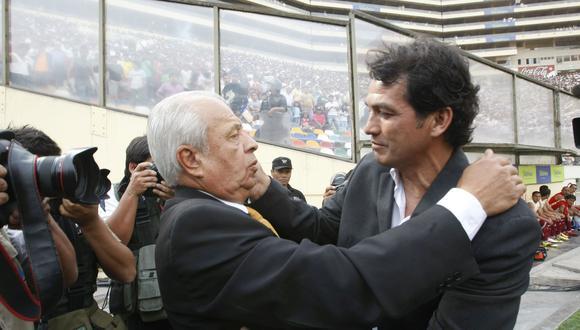 El gesto de no alinear a Gustavo Rodas es recordado hasta hoy. Perdió aquella final con León ante la San Martín del 'Maño' Ruiz, pero se ganó el respeto de todos. (Foto: Archivo GEC)