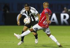 Libertad venció 3-1 a Wilstermann por octavos de final de Copa Libertadores