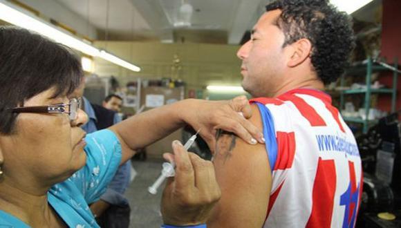Minsa refuerza en Tacna la vacunación contra el sarampión