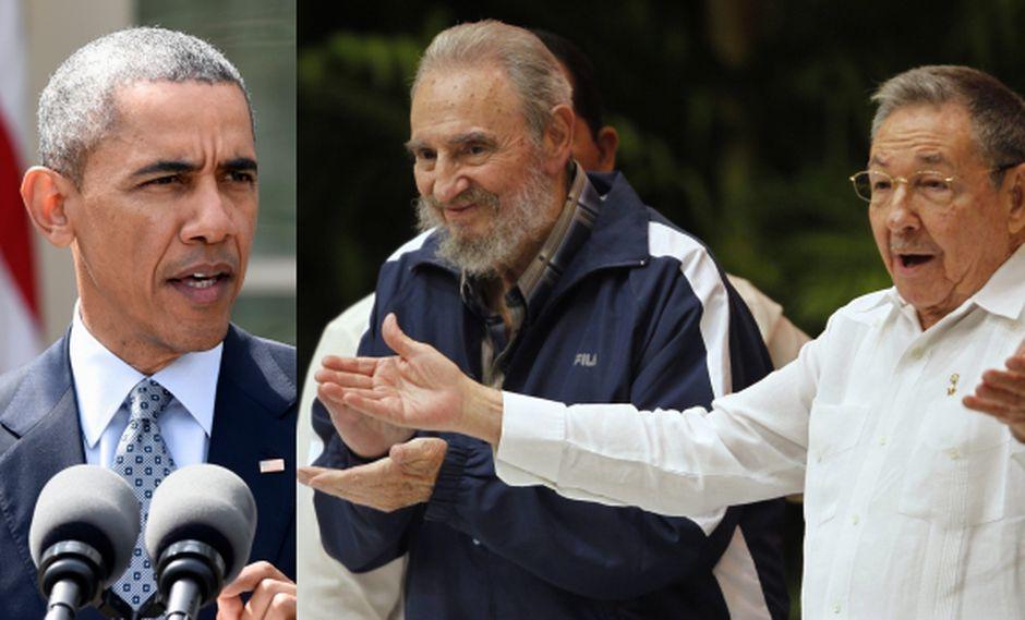 Barack Obama sacó a Cuba de la lista de países terroristas