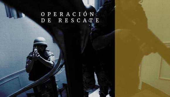 La operación Chavín de Huántar cumple 22 años. (El Comercio)