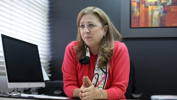 RETRATOS A MARIA ISABEL LEON, PRESIDENTA DE LA CONFIEP