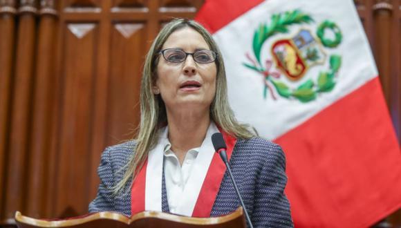 María del Carmen Alva es la nueva presidenta del Parlamento para el periodo de funciones 2021-2022 | Foto: Congreso