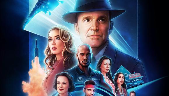 Agents of SHIELD llega a su final en la termporada 7 y así terminan sus personajes (Foto: ABC)