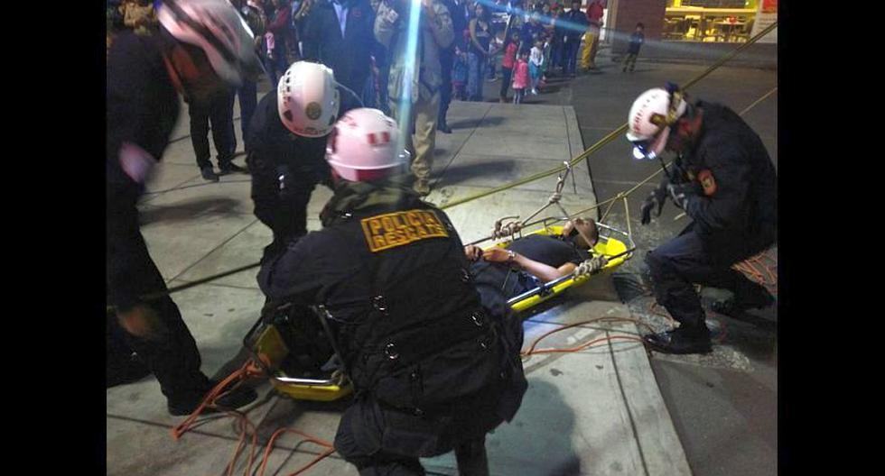Limeños participaron en simulacro nocturno de sismo y tsunami - 10