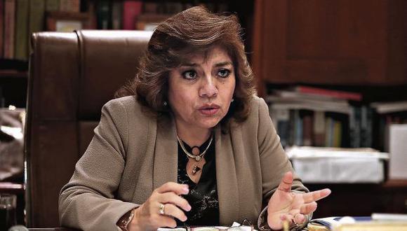 El 10 de octubre, el fiscal Rafael Vela envió una solicitud al despacho de la fiscal de la Nación, Zoraida Ávalos, para que extienda las competencias del equipo especial. (Foto: Hugo Pérez / GEC)