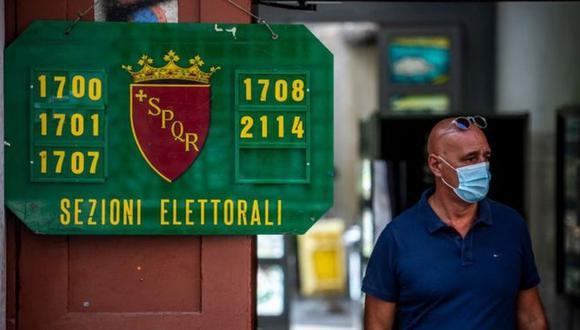 El referendo se iba a celebrar en marzo pero tuvo que ser aplazado por el coronavirus. (Getty Images).