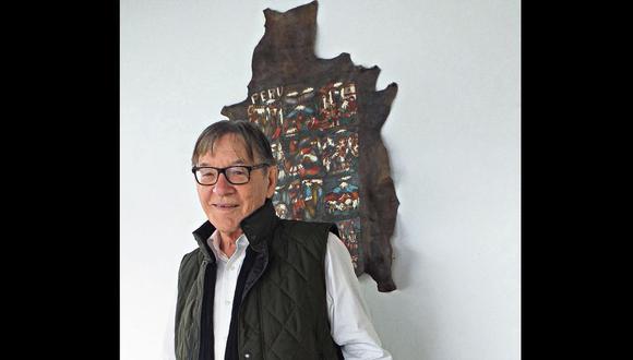 Gary Urton es profesor de estudios precolombinos en la Universidad de Harvard. (GEC)