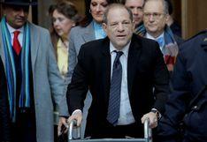 """La fiscalía de Nueva York presenta a Harvey Weinstein como un """"experto"""" depredador sexual"""
