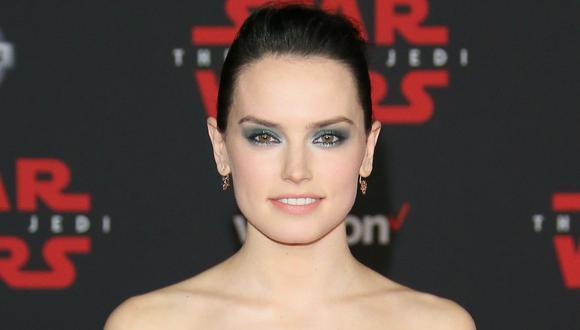 """Daisy Ridley, protagonista de la tercera trilogía de """"Star Wars"""", negocia protagonizar la cinta """"The Ice Beneath Her"""". (Foto: AFP)"""