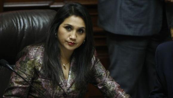 Solórzano dijo que el Congreso sí puede citar a jueces